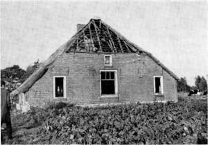 Figuur 23: De Groep in 1966 in staat van afbraak.
