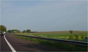 Figuur 20: Emminkhuizerberg vanaf de A12.