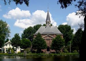 De Oudshoornse kerk