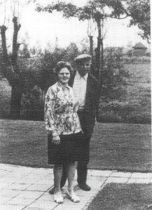 Jan Nicolaas Coljee en zijn vrouw Jacoba Dullemond