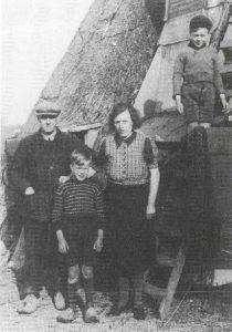 De Kortrijkse molen in 1940