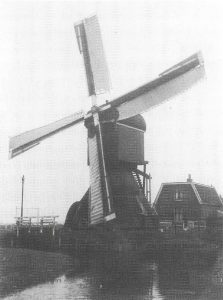de Kortrijkse molen