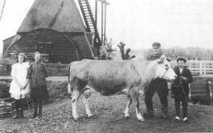 Molenaar-veehouder Wilhelm Meindert Coljee
